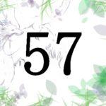 名前が暗示する人生の転機と運 総画57 福運を生かすには