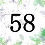 名前が暗示する人生の転機と運 総画58 福運を生かすには