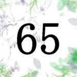 名前が暗示する人生の転機と運 総画65 福運を生かすには