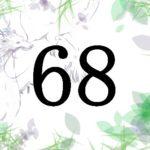 名前が暗示する人生の転機と運 総画68 福運を生かすには